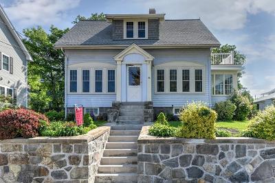 Single Family Home Contingent: 36 Rockne Avenue