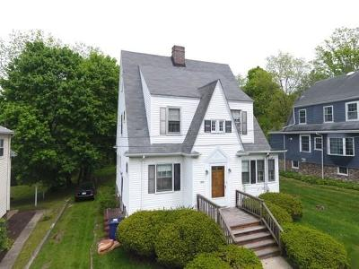 Boston Single Family Home Under Agreement: 850 Metropolitan Ave