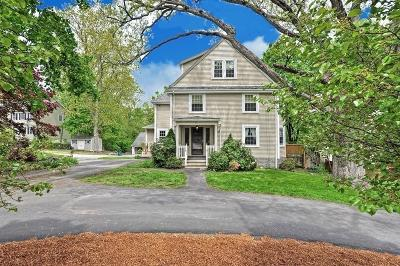 Canton Single Family Home Under Agreement: 99 High Street