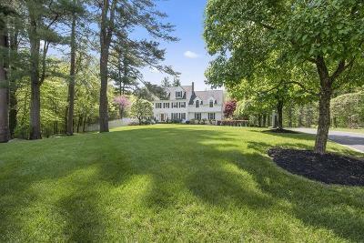 Millis Single Family Home Under Agreement: 27 Bogastow Circle