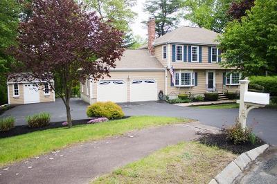 Franklin Single Family Home Under Agreement: 2 Juniper Rd