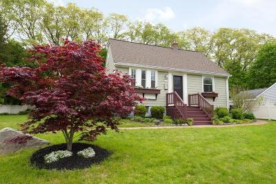 Natick Single Family Home Under Agreement: 11 Sylvester Road