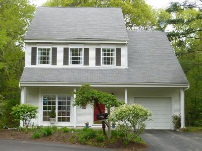 Foxboro Single Family Home For Sale: 6 Balcom Drive