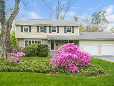 Framingham Single Family Home Under Agreement: 15 Vaillencourt Dr