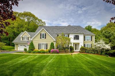 Hopkinton MA Single Family Home New: $1,325,000
