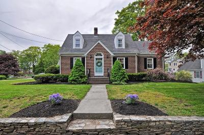 Franklin Single Family Home For Sale: 15 Lee Street