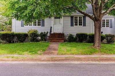 Braintree Single Family Home For Sale: 38 Hemlock Street