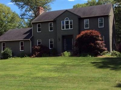 Rehoboth Single Family Home Under Agreement: 5 Williamsfield Ln