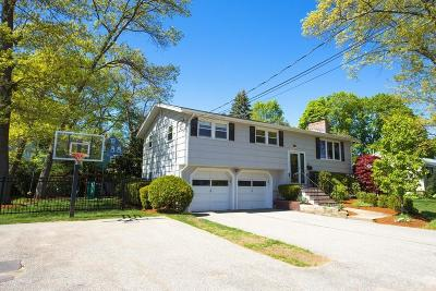 Needham Single Family Home Under Agreement: 25 Arnold St