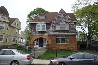Boston Multi Family Home Contingent: 51 Bicknell St
