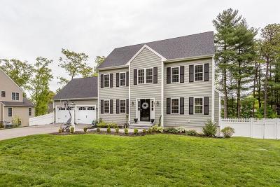 Foxboro Single Family Home For Sale: 41 North St