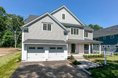 Needham Single Family Home For Sale: 42 Lakin St