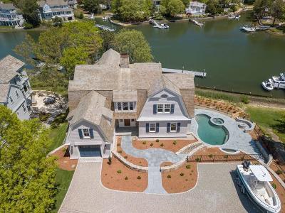 Mashpee MA Single Family Home New: $4,995,000