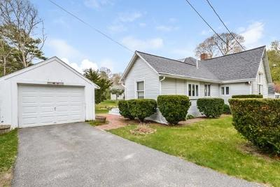 Bourne Single Family Home For Sale: 44 Cotuit Rd