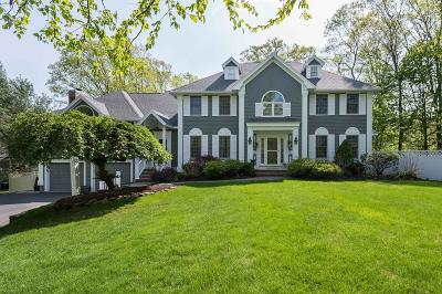Andover Single Family Home Contingent: 7 Harper Circle