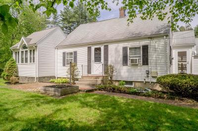 Southborough Single Family Home For Sale: 11 Breakneck Hill Road