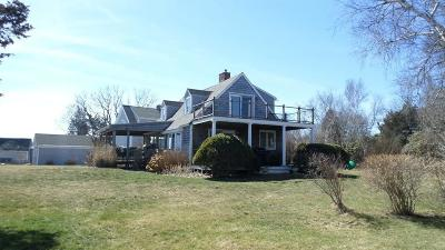 Marshfield Single Family Home Under Agreement: 5 Trouants Island