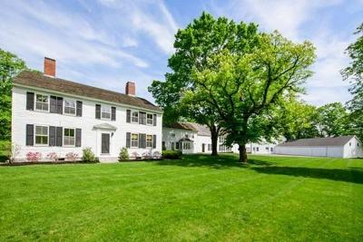 Andover Single Family Home For Sale: 111 Reservation Road