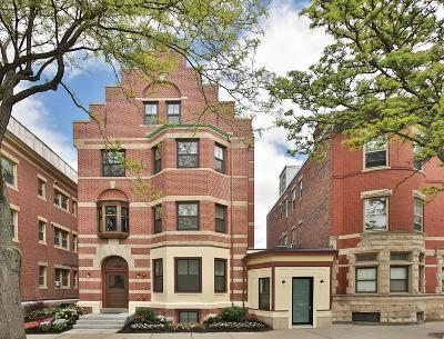 Brookline Condo/Townhouse For Sale: 373 Harvard St #3