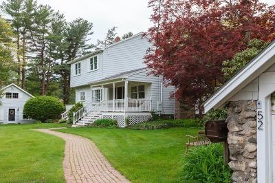 Lynnfield Single Family Home New: 52 Merrow Rd