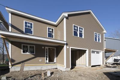 Haverhill MA Condo/Townhouse New: $374,900