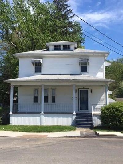 Taunton Single Family Home Contingent: 16 Monica Street