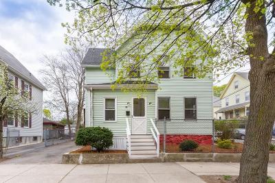 Malden Single Family Home New: 60 Green St