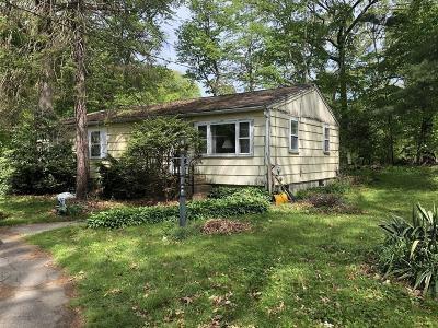 Natick Single Family Home Under Agreement: 49 Evergreen Rd