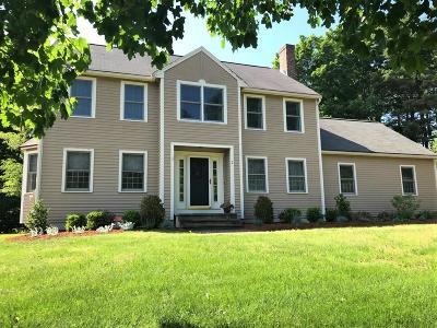 Franklin Single Family Home For Sale: 2 Trevor Rd