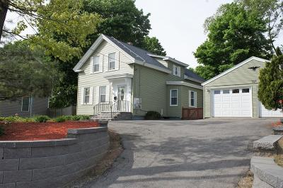 Lowell Single Family Home For Sale: 327 Fairmount St