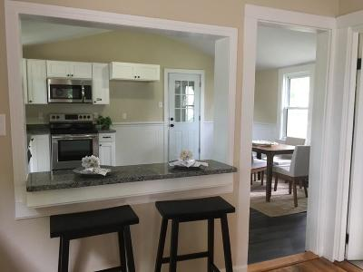 Brockton Single Family Home For Sale: 1 Mulberry Place