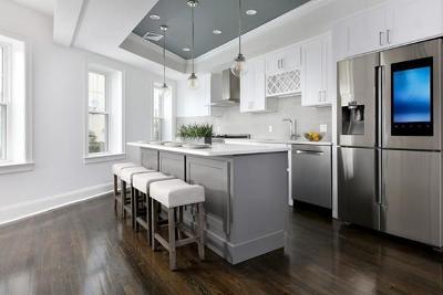 Boston Single Family Home Contingent: 184 Tudor Street