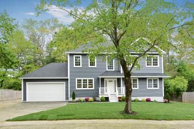 Lynnfield MA Single Family Home New: $819,888