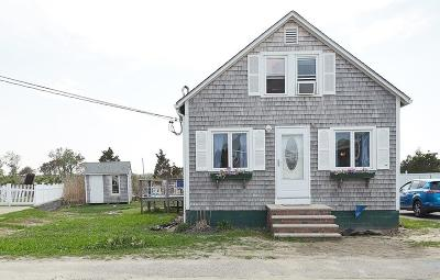 Marshfield Single Family Home For Sale: 215 Island St