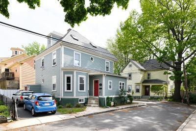 Cambridge Multi Family Home For Sale: 4 Saginaw Ave