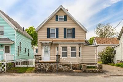Gloucester MA Single Family Home For Sale: $309,000
