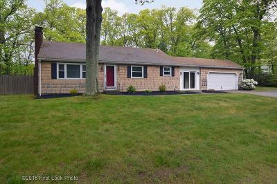 Attleboro Single Family Home For Sale: 3 Willett Dr