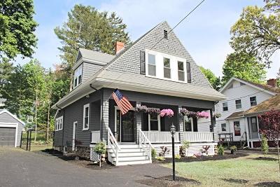 stoneham Single Family Home Under Agreement: 67 Park Ave
