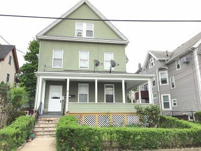 Malden Multi Family Home New: 19 Upham St.