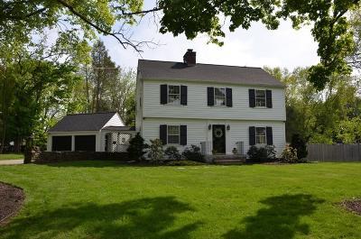 Andover Single Family Home For Sale: 8 Beacon Street