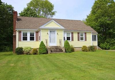 Franklin Single Family Home For Sale: 170 Maple Street