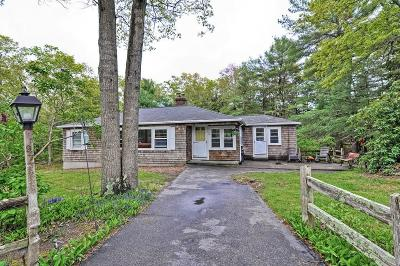 Plymouth Single Family Home Contingent: 94 Federal Furnace Rd