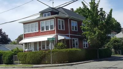 Quincy Multi Family Home For Sale: 36-38 Murdock