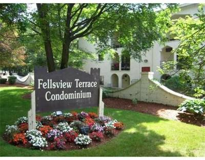 Stoneham Condo/Townhouse Under Agreement: 510 Fellsview Terrace #512