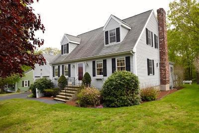 Abington Single Family Home Under Agreement: 103 Broadmeadow Ln