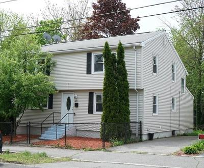Lowell Single Family Home Under Agreement: 104 Myrtle St.