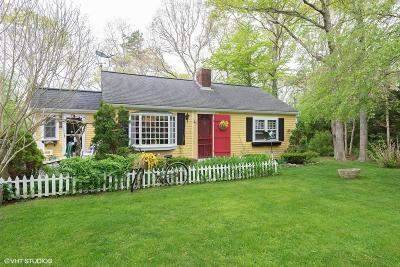 Sandwich Single Family Home Under Agreement: 41 Deer Hollow Rd