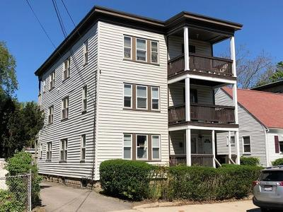 MA-Suffolk County Multi Family Home Reactivated: 84-86 Brookley Road