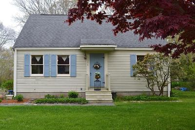 Bourne Single Family Home For Sale: 190 Williston Rd