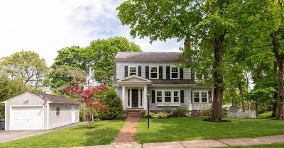 Stoneham Single Family Home Sold: 31 Keene Street